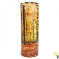 Autumn Wood Scattering Tube (large)