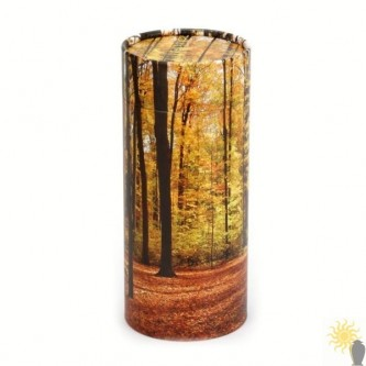 Autumn Wood Scattering Tube (small)