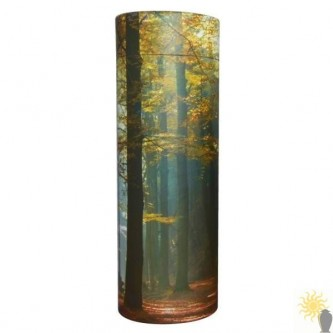 Autumn Forest Scattering Tube (med/large)
