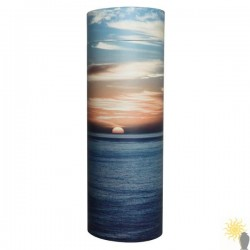 Sunset Scattering Tube (med/large)