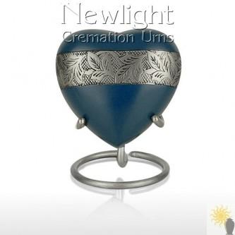 Delphi Blue (3inch Heart)