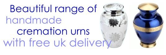 Quality cremation urns Free Delivery