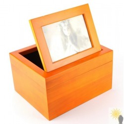 Kingston Ashes Casket