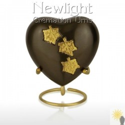Autumn Leaves (3inch Heart)