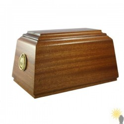 Cheviot Ashes Casket