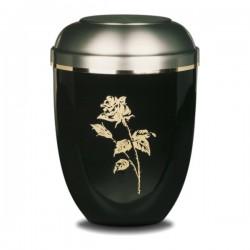 Golden Rose Urn