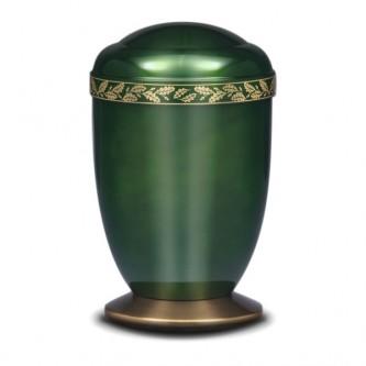 Emerald Wreath Urn