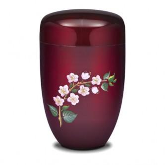 Apple Blossom Urn