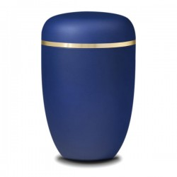 Royal Blue Urn