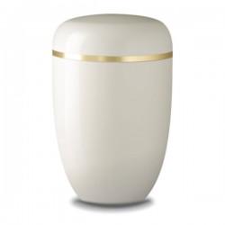 Heavenly Cream Bio Urn