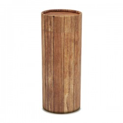Rustic Wood Scatter Tube - Large