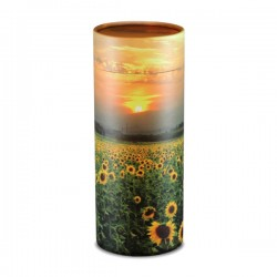Sunflower Scatter Tube - Large