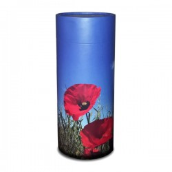 Poppy field Scatter Tube - Large