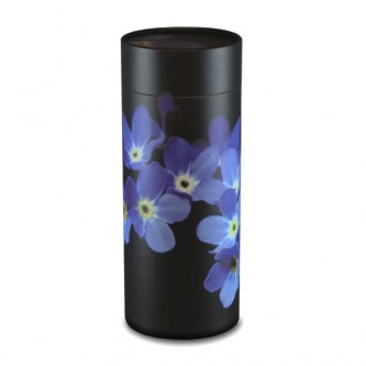 Forget Me Not Scatter Tube - Large