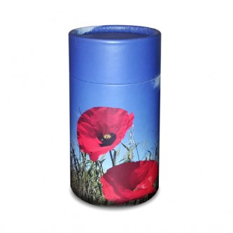 Poppy Field Scatter Tube - Mini