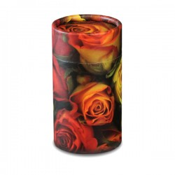 Rose Bouquet Scatter Tube - Mini
