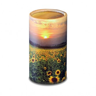 Sunflower Scatter Tube - Mini