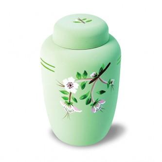 Cherry Blossom Cornstarch Bio Urn