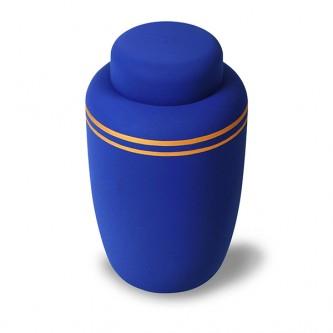 Navy Blue Cornstarch Bio Urn