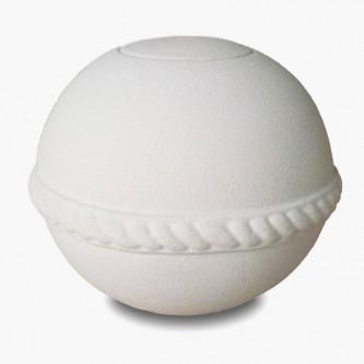 Quartz Sphere Bio Urn