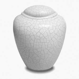 Oceane Antique White Bio Urn