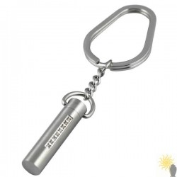 Chelsea No2 Ash Key Ring