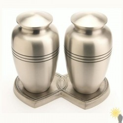 Cheadle Pewter Companion Set