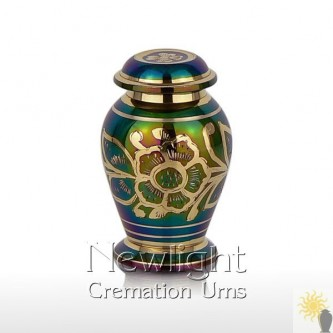 Bouquet Mini Urn (3inch)